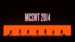 Welcome to the Mrs. Carter Show World Tour 2014