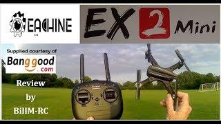 Eachine EX2mini review - Flight Test & FPV (Part II)