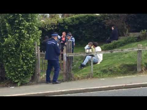 Stabbing in South Dunedin