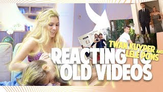 Reacting to old Vine's w/ LELE PONS