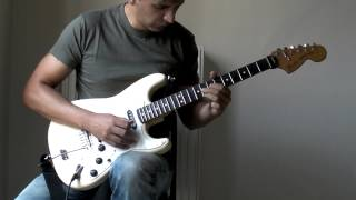 DEEP PURPLE - Wring that neck (guitar solo cover)