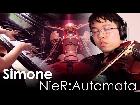 Simone - NieR: Automata - Viola and Piano Cover [ft. PurpleSchala]
