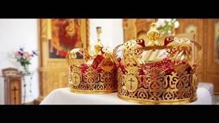 """Венчание в храме """"Всецарица"""" на подворье монастыря святых Космы и Дамиана"""