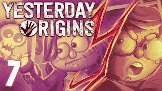 Yesterday Origins - Part 7 - No Margaritas On Airplanes