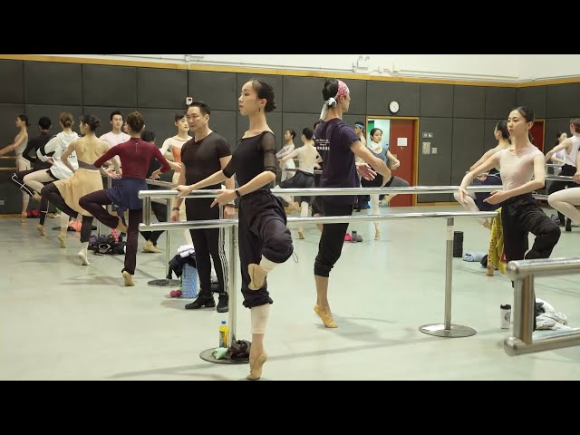World Ballet Day 2019 - Hong Kong Ballet