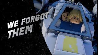 We forgot them - LEGO® Star Wars™ Battle Story