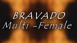 Multifemale Collab ll Bravado { Closed}