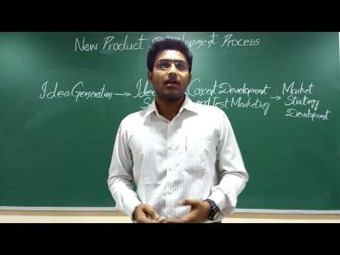 New Product Development Process With Chaitanya V S