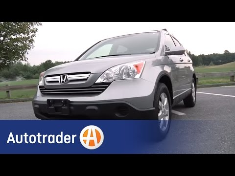 2007-2010 Honda CR-V - SUV | Used Car Review | AutoTrader