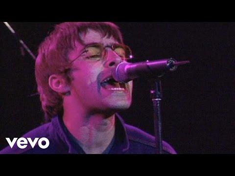 Oasis - Live Forever (Live)