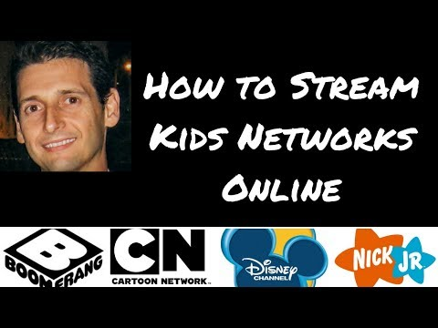How To Watch Kids Networks With Sling, DTVN, Etc When You Cut The Cord