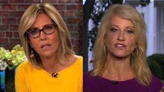 Conway defends Trump