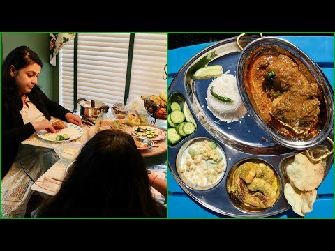 Vlog : Special Sunday Lunch With Family | Finally We Had  Fun Today | Simple Living Wise Thinking
