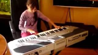 Claudia la orga-sarba instrumentala.MP4