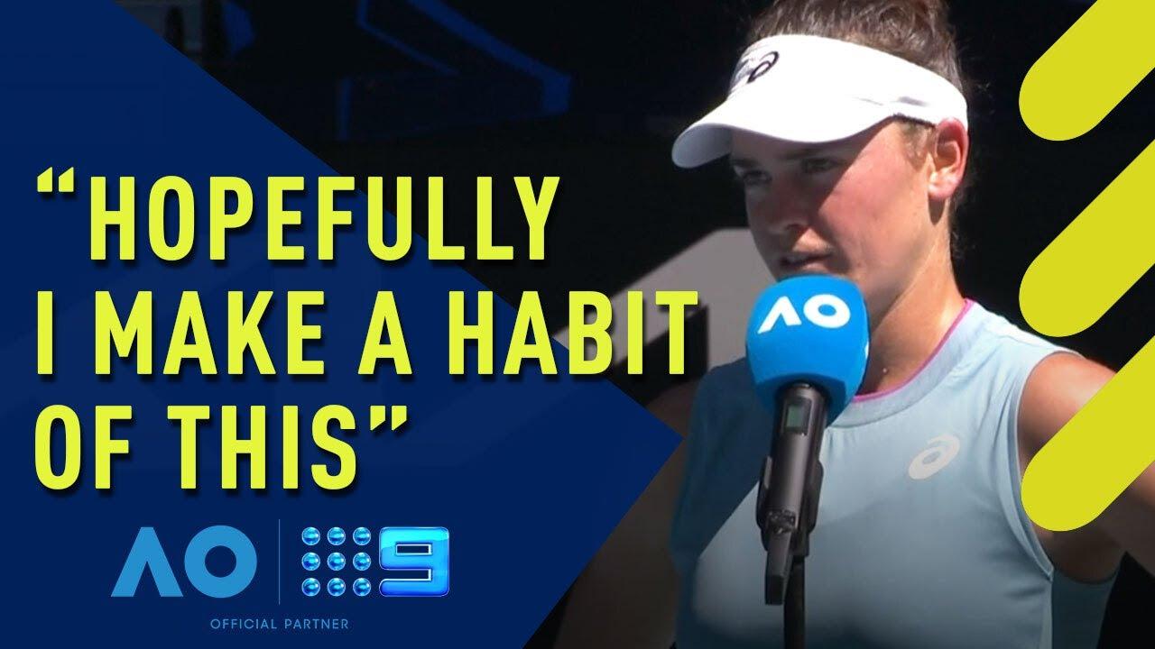 Australian Open 2021 semifinals preview - American Jennifer Brady ...