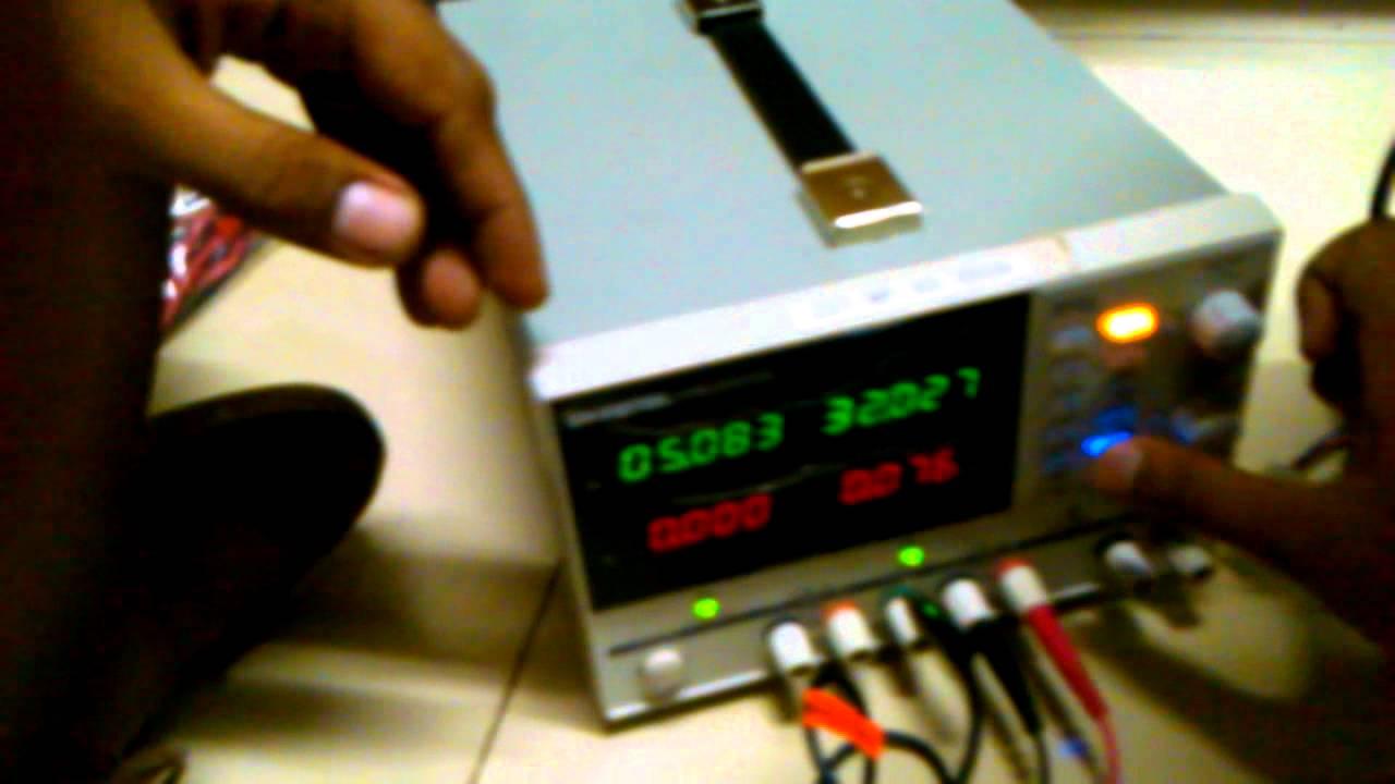 ICT BIll Acceptor Problem by Dendi Suhubdy