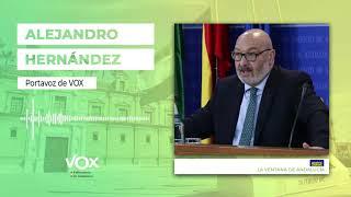 ALEJANDRO HERNÁNDEZ critica que la Junta culpabilice a los ciudadanos de la expansión del Covid-19