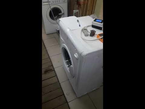 Как проверить замок стиральной машины индезит