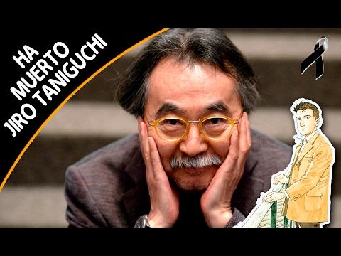 ¿QUIÉN FUE JIRO TANIGUCHI? | MANGA MÉXICO