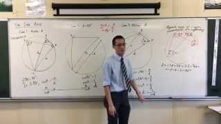 Why the Sine Rule Works (3 of 3: Obtuse Angles)