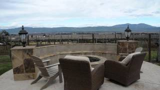Paraiso Vineyards - Fire pits and cloud movement