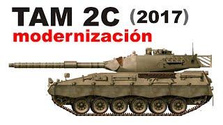 Modernizacion del TAM 2C