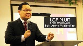 Pdt. Aruna Wirjolukito - Financial Disease (LGF Pluit, 02 Agustus 2015 - 10.30)