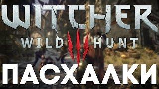Пасхалки в The Witcher 3 [Easter Eggs]