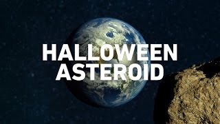 The great pumpkin asteroid of 2015