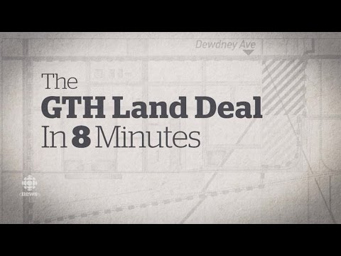 Confused about the Regina GTH land deal? CBC Saskatchewan has a short explainer