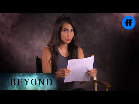 Beyond | OTF - Cast Plays Fill in the Blank | Freeform