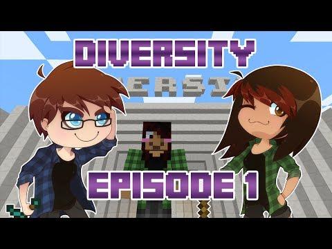 Minecraft Ekspeditionen - Diversity | Episode 1