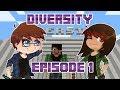 Minecraft Ekspeditionen - Diversity | Episode 1 video