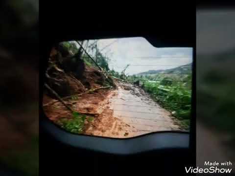 Adjuntas, Puerto Rico tras el paso del huracán María- Guilarte
