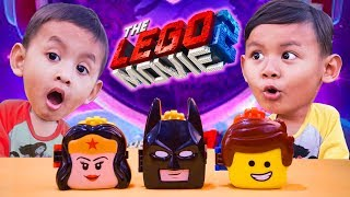 Berburu Mainan The Lego Movie 2 Hadiah Happy Meal McD Terbaru 2019| Mainan Figure Superhero