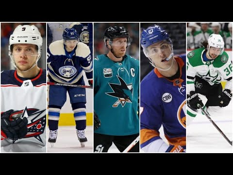 2019 Nhl Free Agency Signings Youtube