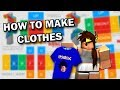 HOW TO MAKE YOUR OWN ROBLOX SHIRT in 2019! (EASY)