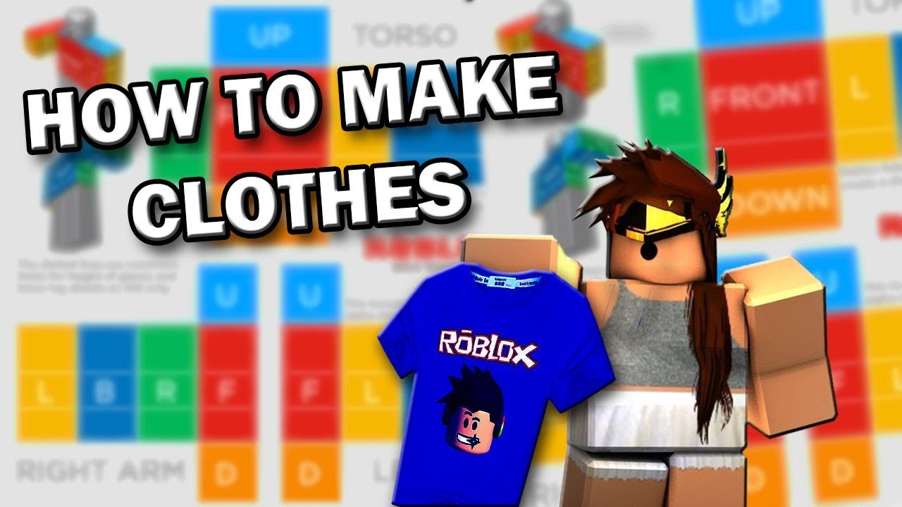 How To Make Your Own Roblox Shirt In 2019 Easy Youtube