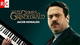 Jacob's Theme (Piano Cover) Fantastic Beasts: Crimes of Grindelwald
