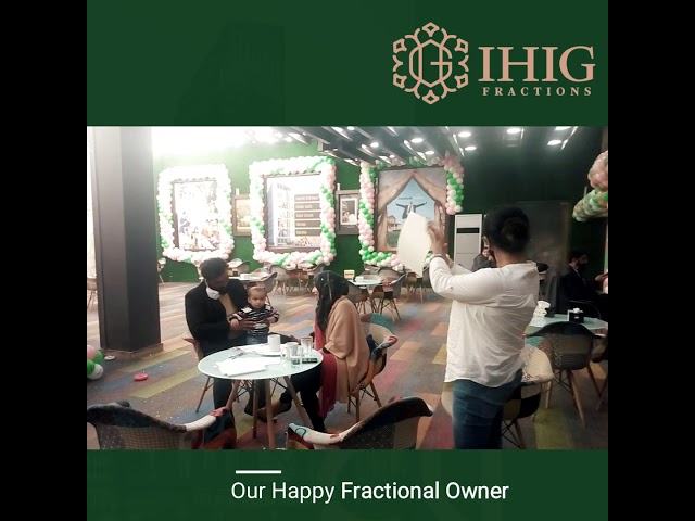 Our Fractional Owners!! :)
