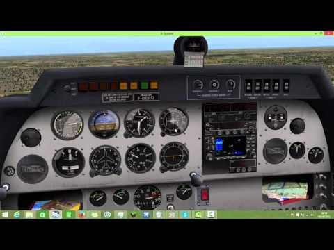 x-plane 10 LFQL-LFQQ en ROBBIN DR400