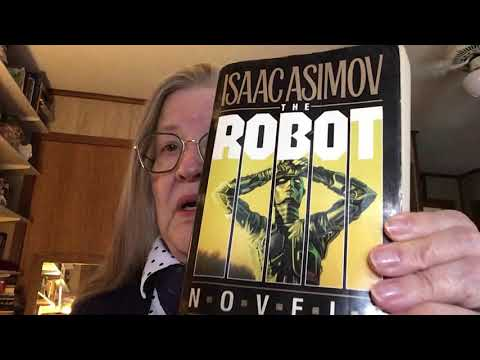 """""""The Robots of the Dawn"""" by Isaac Asimov"""
