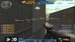 "#5 BGL 2014 » paiN Gaming vs KaBuM: « ""CrossFire"""