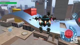 4# war tobots тестю новую программу!!