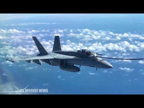 The F/A-18 Super Hornet Fighters Is Getting Longer Legs