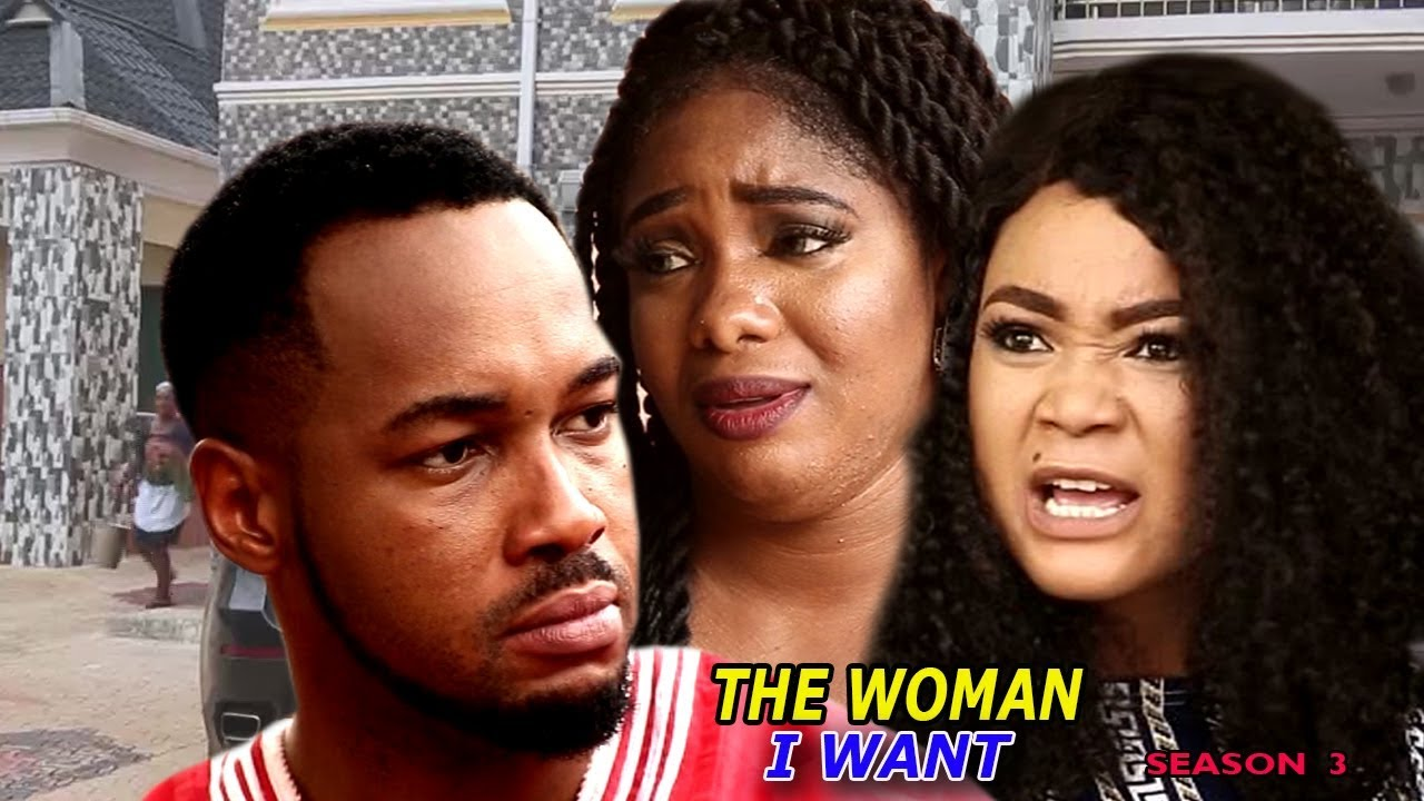 Download The Woman I Want Season 5 $ 6 - Movies 2017   Latest Nollywood Movies 2017   Family movie