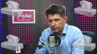 Ryszard Petru WYCIERA GLUTA W PALUCHA  wpadka śmieszne