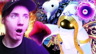 THE MOST INSANE BOSS FIGHT EVER! || Kirby Star Allies ENDING