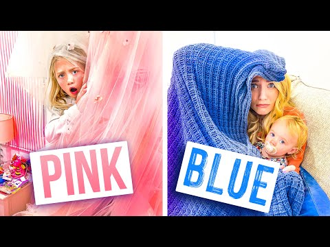 Hide N Seek In Your Color Challenge!!!