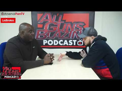 Mediocre Arsenal, A Scathing Half Term Report! | All Gunz Blazing Podcast ft DT